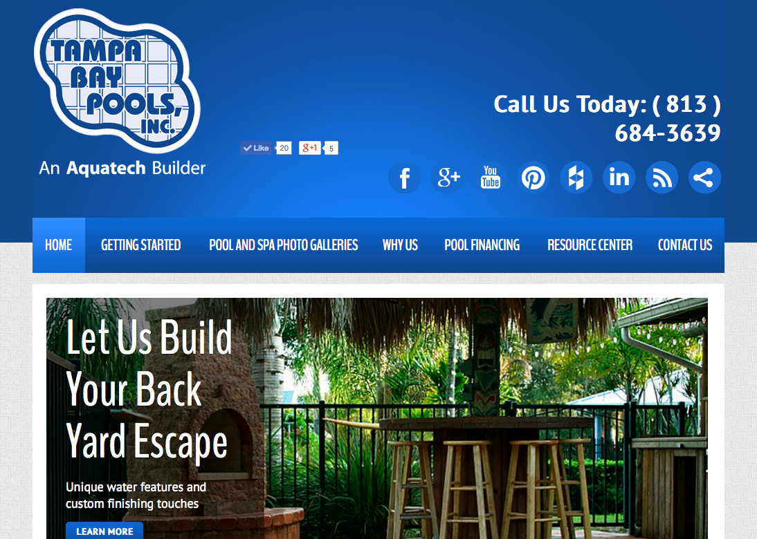 Client Profile: Tampa Bay Pools
