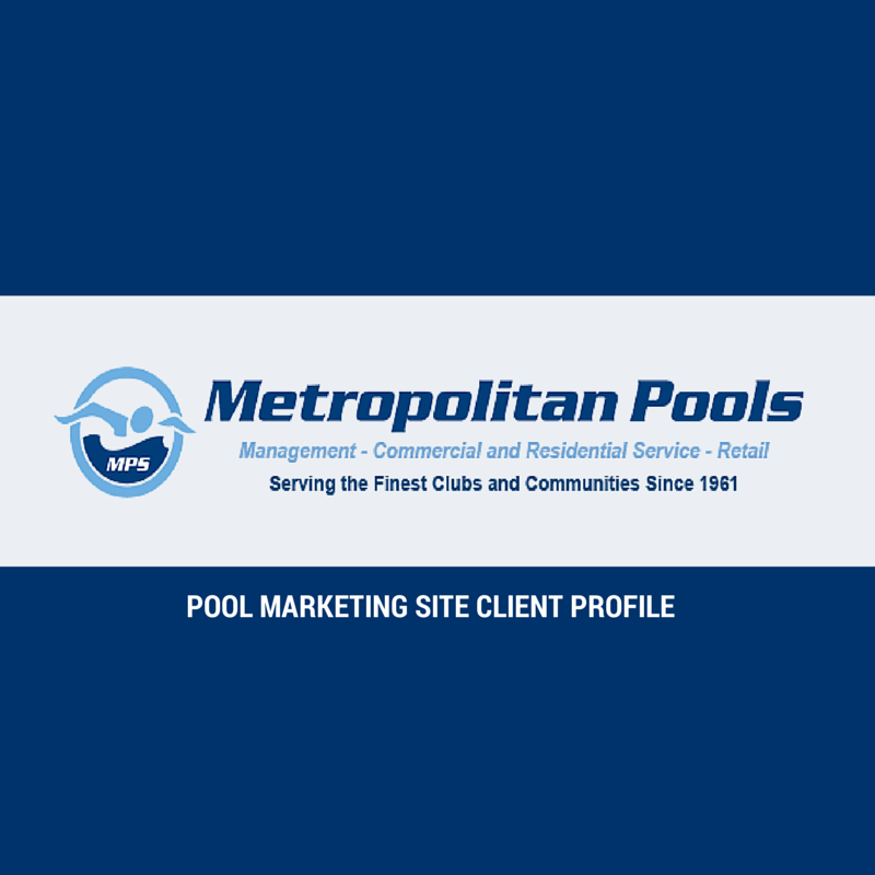 Client Profile: Metropolitan Pools
