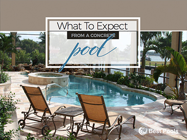 What to Expect from a <br>Concrete Pool