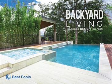 Backyard Living Remodel <br>Design Trends