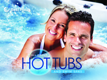 All About Hot Tubs and <br>Swim Spas