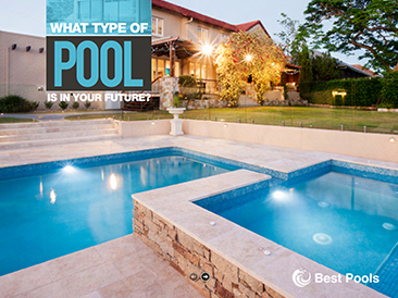 What Type of Pool Is in <br>Your Future?