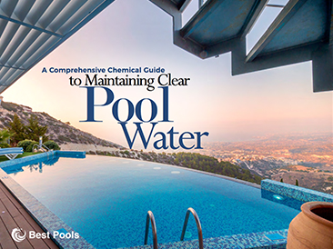 A Comprehensive Chemical Guide to <br>Maintaining Clear Pool Water