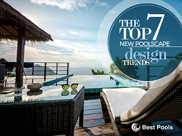 The Top 7 New Poolscape <br>Design Trends