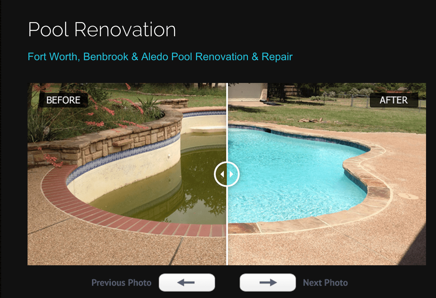 Pool Marketing Site Client Profile: Stewart Pools   Pool Marketing Site Digital Media and Inbound Marketing Agency Houston Texas