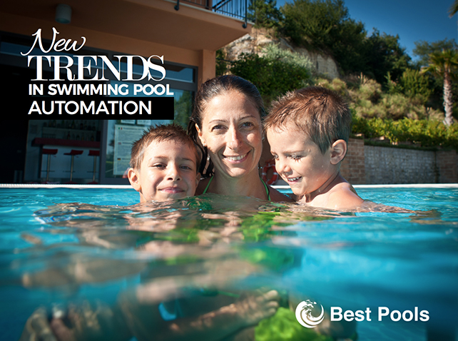 Swimming Pool Marketing : New trends in swimming pool automation marketing site