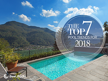 Top 7 New Pool Trends <br>for 2018