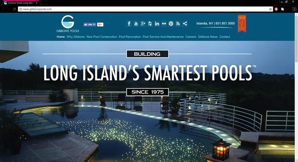 A Website Layout That Makes Sense
