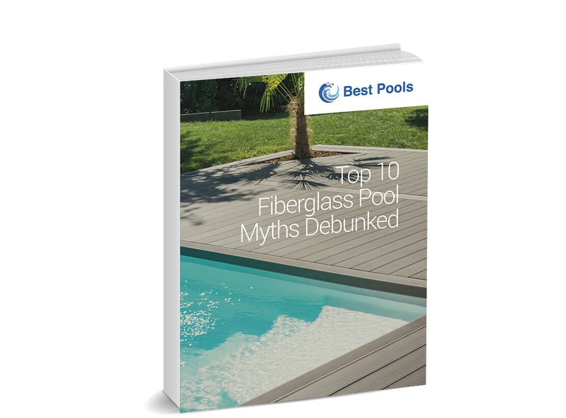 Ten Fiberglass Pool Myths Debunked