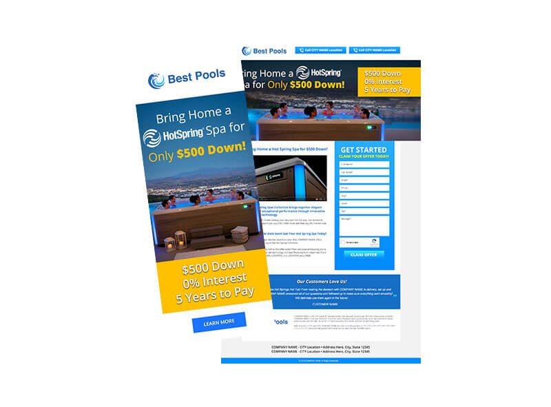 Financing Marketing Campaign