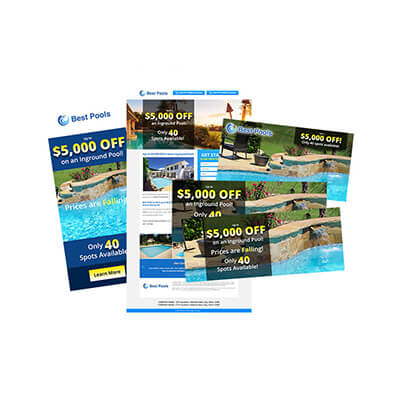 Inground Pool Marketing Campaign