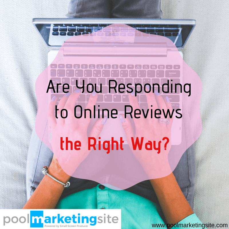 Are You Responding to Online Reviews the Right Way?
