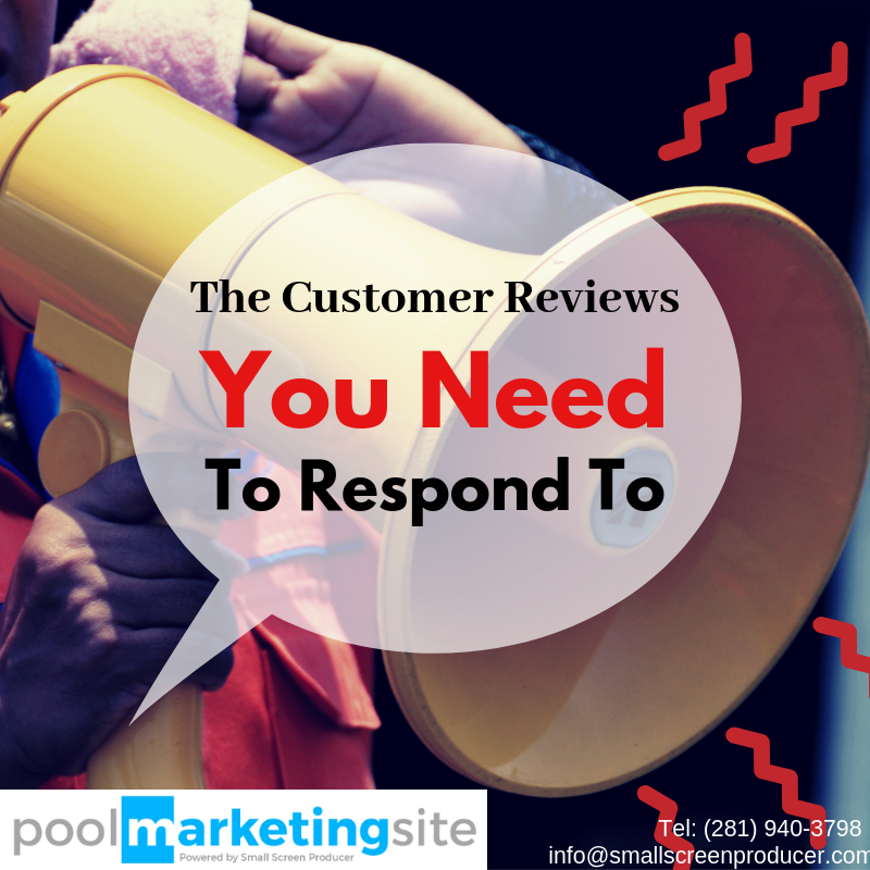 The Customer Reviews You Need to Respond To