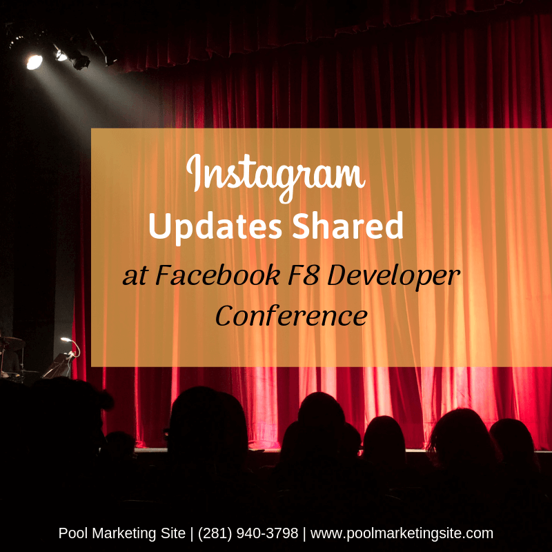 Instagram Updates Shared at Facebook F8 Developer Conference