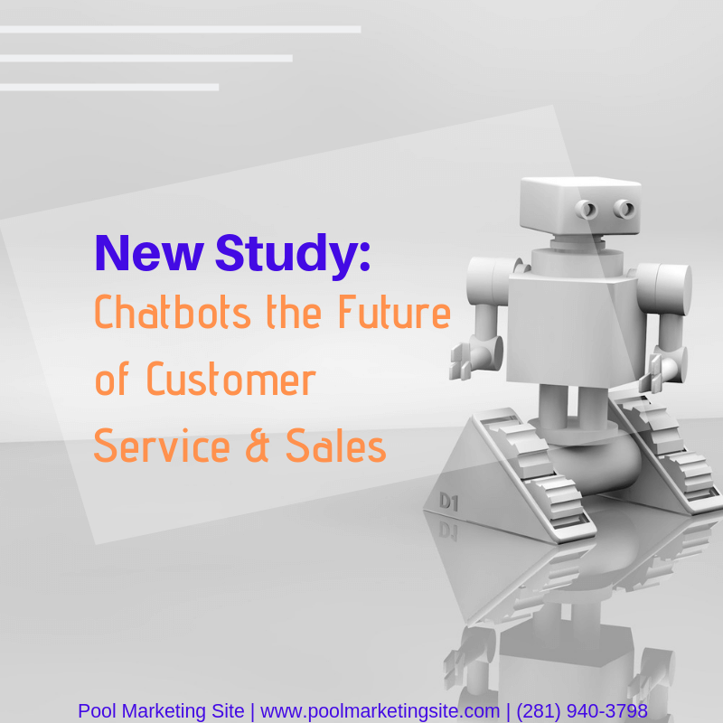 New Study: Chatbots the Future of Customer Service & Sales