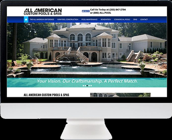 All American Custom Pools & Spas
