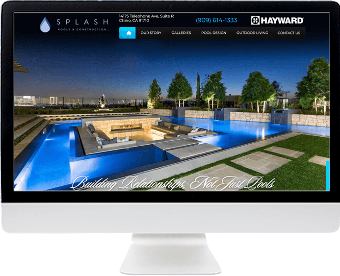Splash Pools & Construction