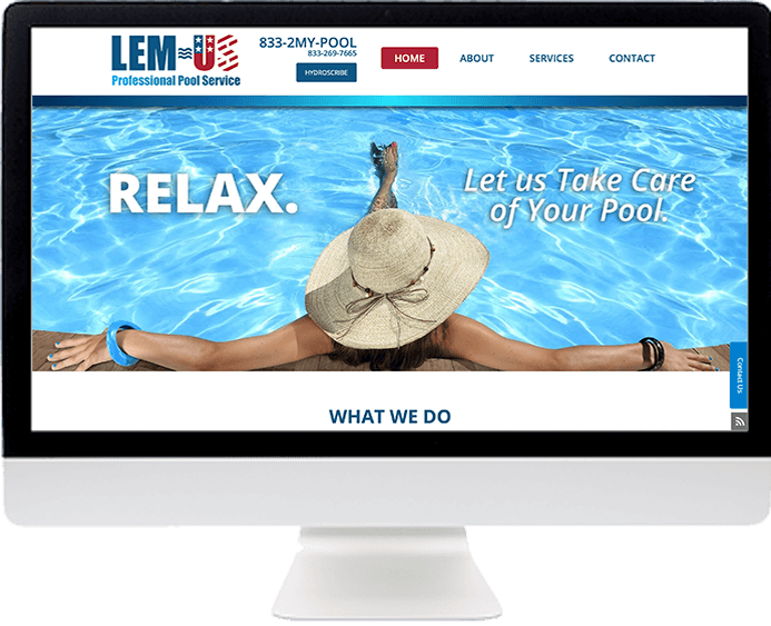 LEM-US Pool Service