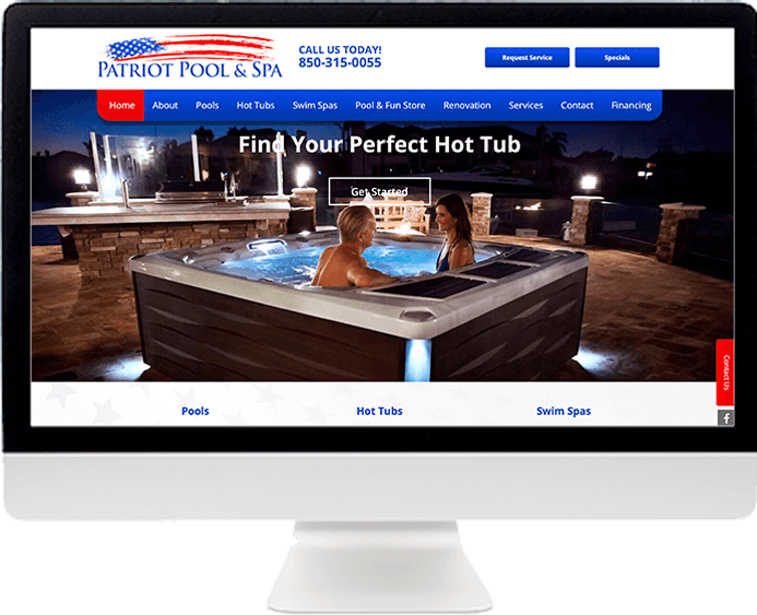 Patriot Pool and Spa