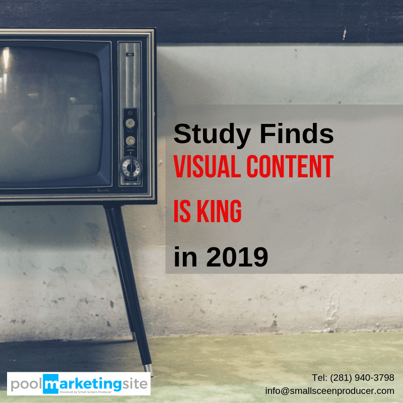 Survey Finds Visual Content Is King in 2019
