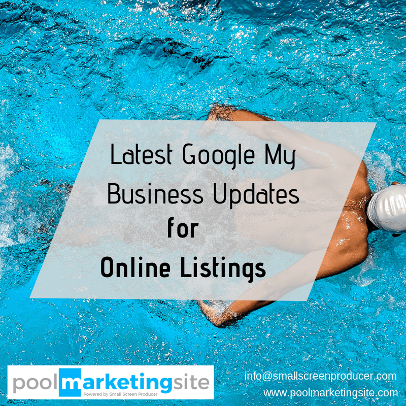 Latest Google My Business Updates for Online Listings