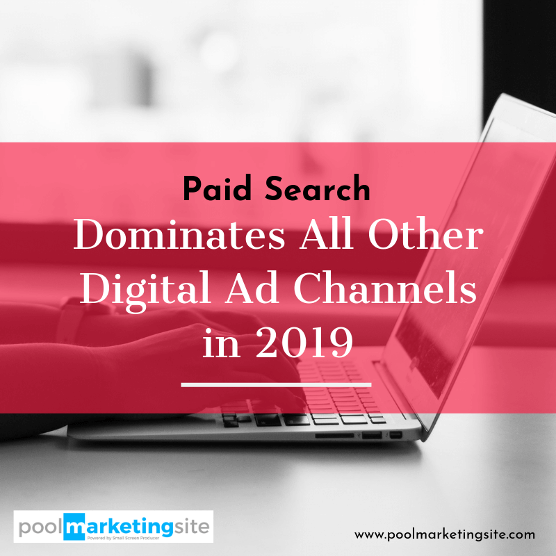 Paid Search Dominates All Other Digital Ad Channels in 2019