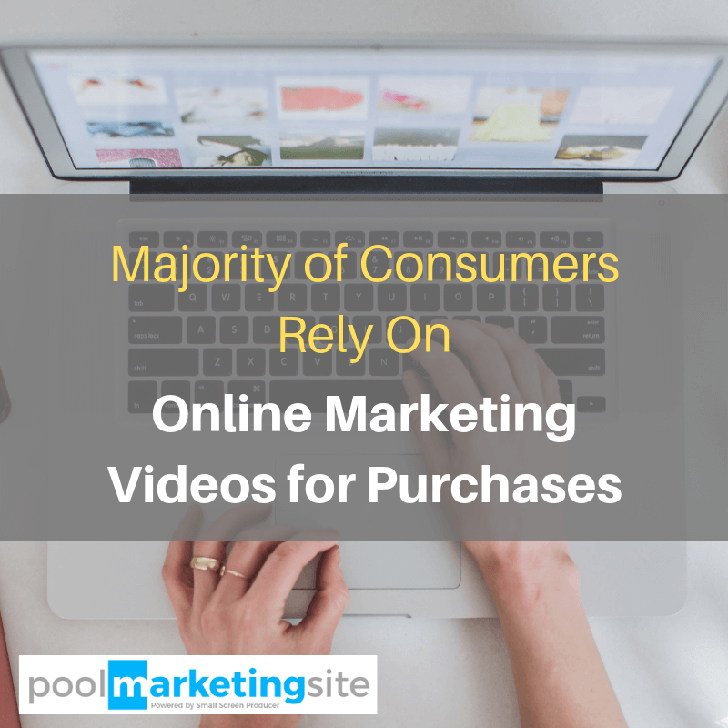 Majority of Consumers Rely On Online Marketing Videos for Purchases