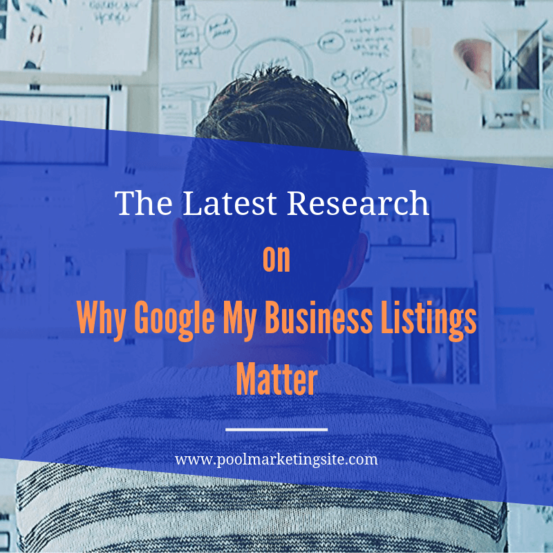 The Latest Research on Why Google My Business Listings Matter