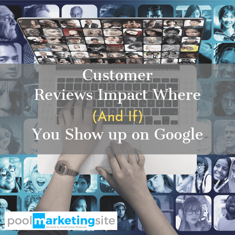 Customer Reviews Impact Where (And If) You Show up on Google