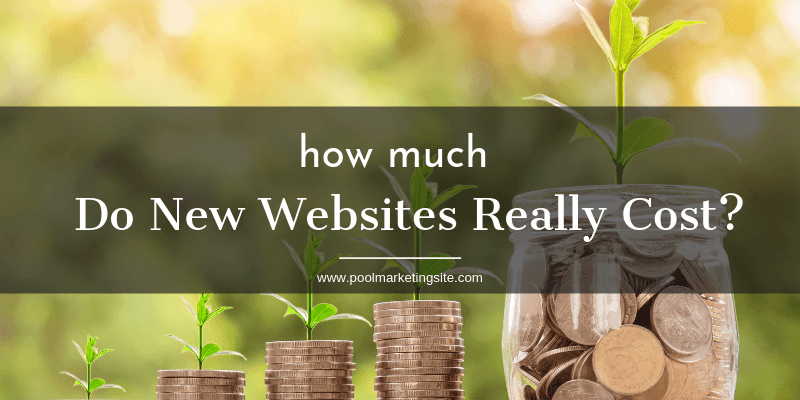 How Much Do New Websites Really Cost?