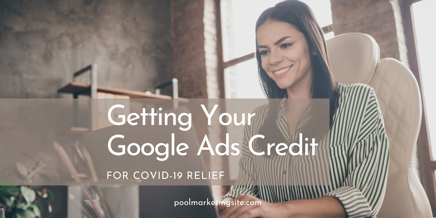 Getting Your Google Ads Credit for COVID-19 Relief