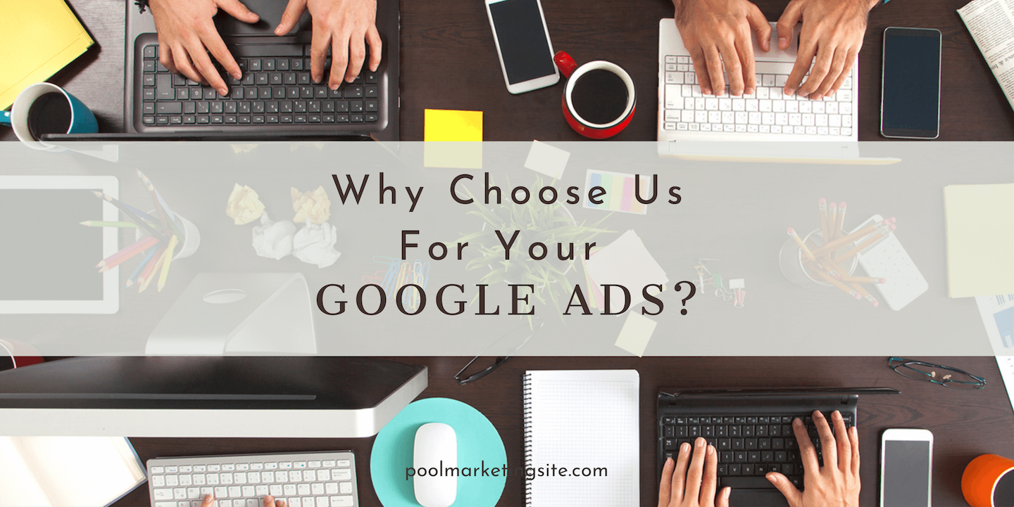 Why Choose Us for Your Google Ads?