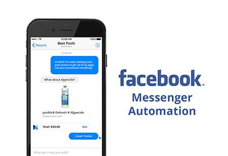 Facebook Messenger Automation