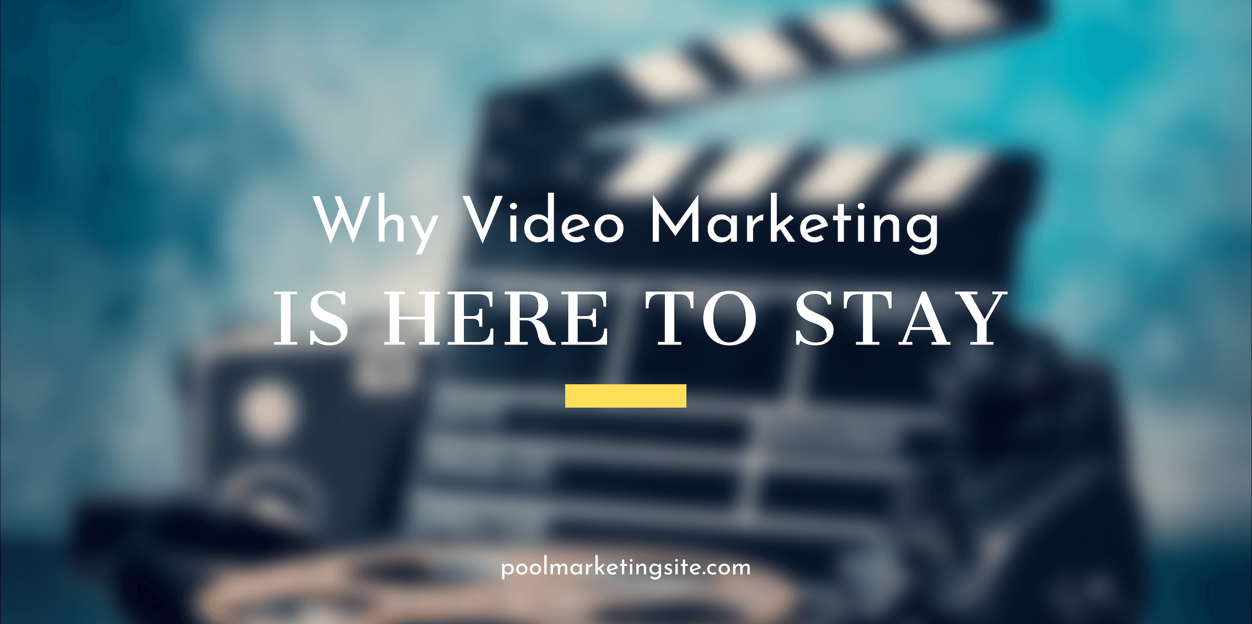 Why Video Marketing is Here to Stay