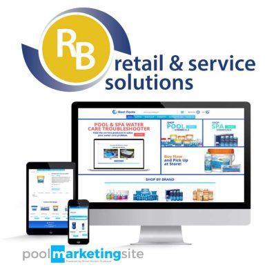 RB Pool & Spa Software eCommerce Integration